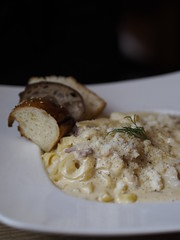 Creamy pasta  :-)