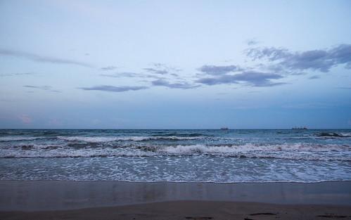 sunset sea srilanka trincomalee canon60d canonefs1585mmf3556isusm