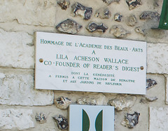 Photo of White plaque number 39473