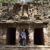 Exploring the #Mayan ruins of #Yaxchilán in #Chiapas , #Mexico