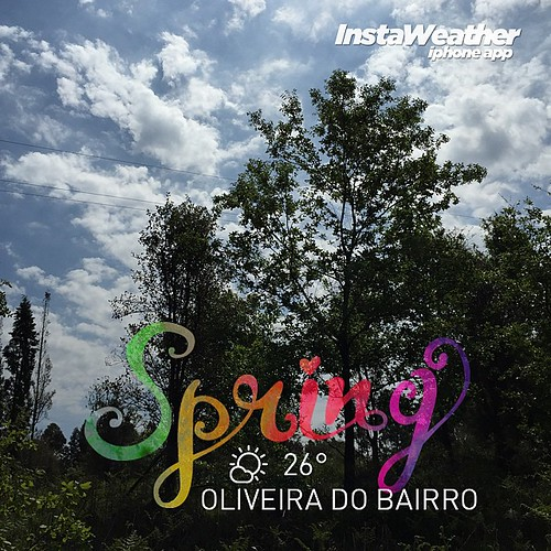 Made with @instaweatherpro Free App! #instaweather #instaweatherpro #weather #wx #oliveiradobairro #portugal #day #pt