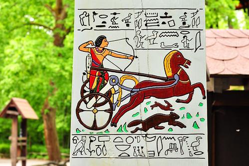 Mai-Spaziergang im Käfertaler Wald Mannheim Ägypten