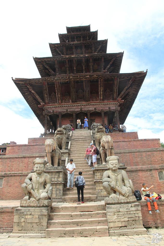 尼泊爾加德滿都-Nepal Kasthamandap81