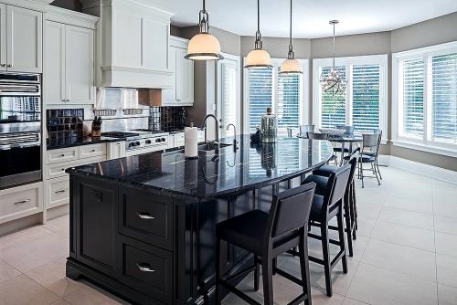 luxury kitchen interiors