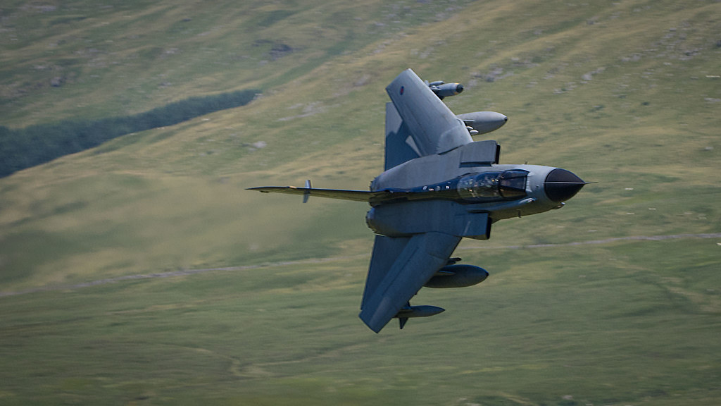 Tornado Swept Wing