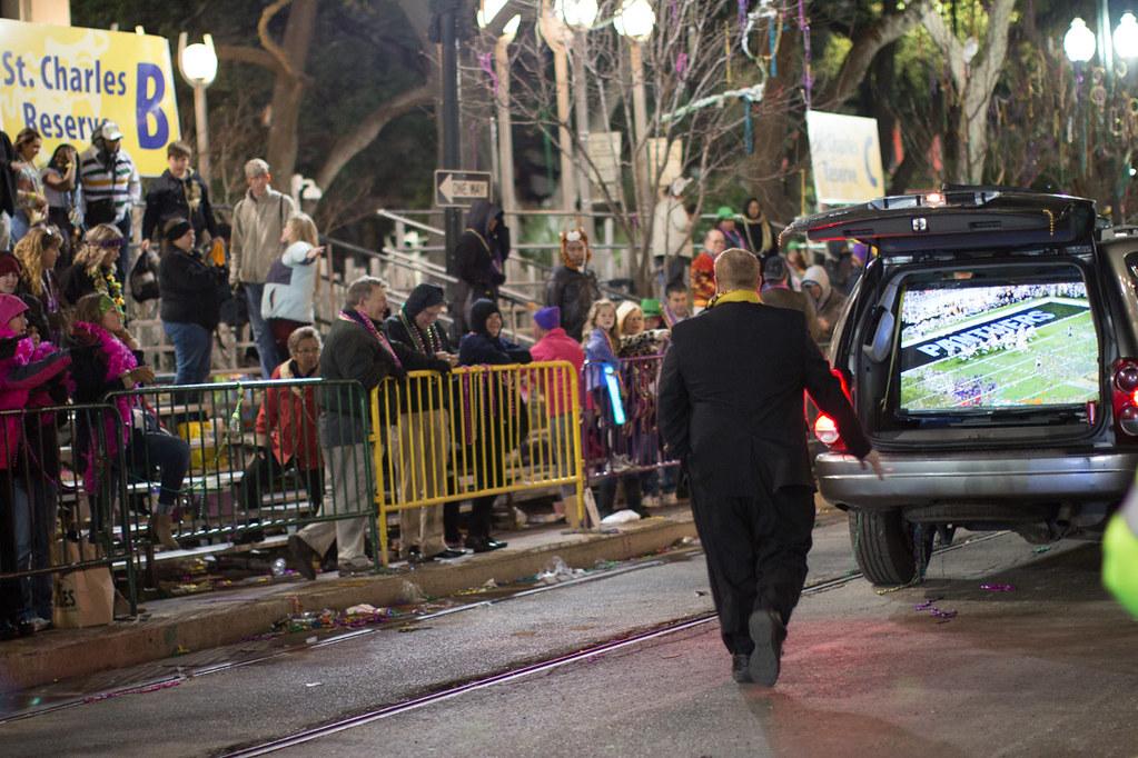Krewe of Bacchus | Mardi Gras 2016