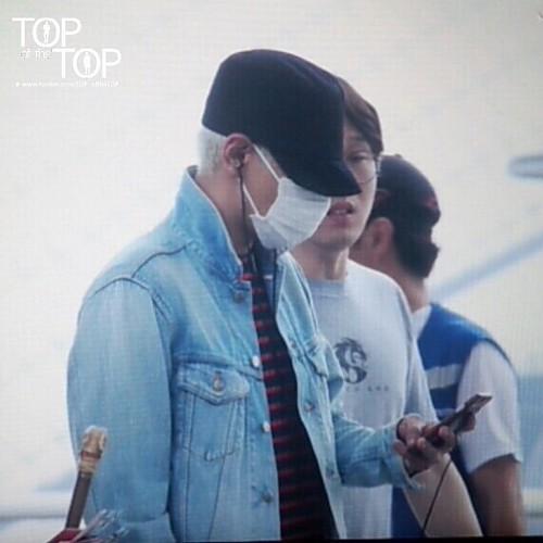BIGBANG departure Seoul ICN to Manila 2015-07-30 (3)
