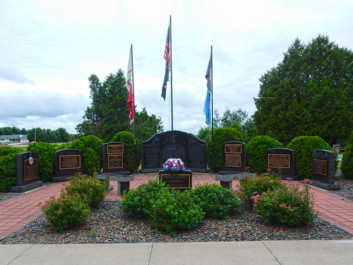 07-15-2016 Ride Veterans Memorial Pittsville,WI