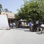 7/28/16 Cinematography Crane Shoot Backlot