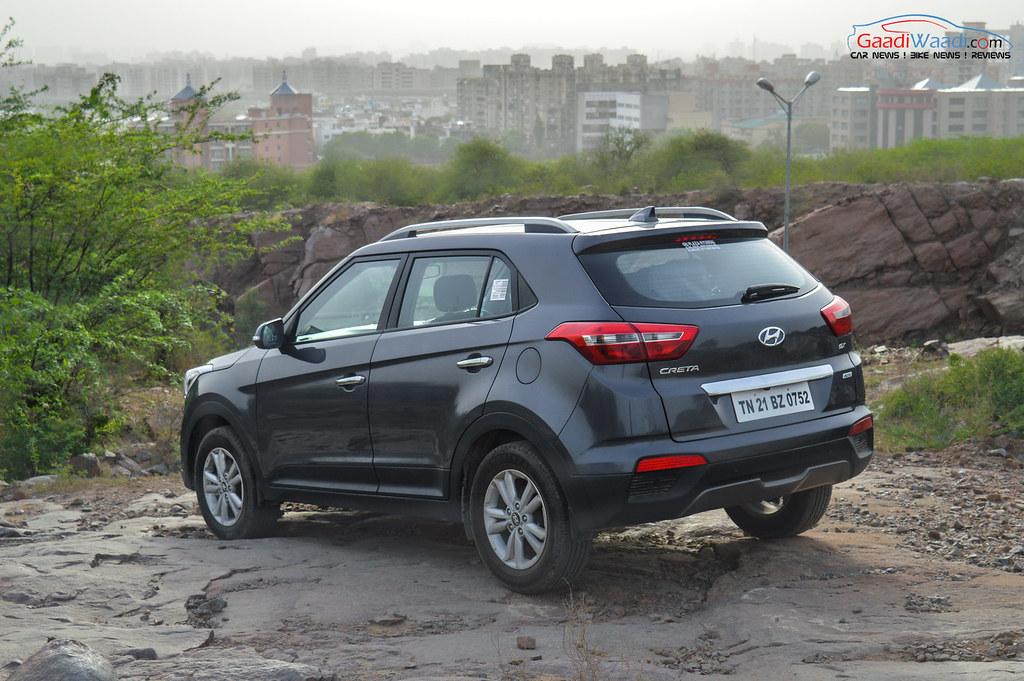 Hyundai Creta Review - 15