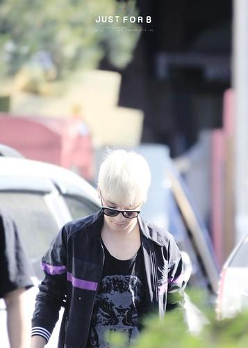 BIGBANG Leaving SBS Inkigayo 2015-05-24 002