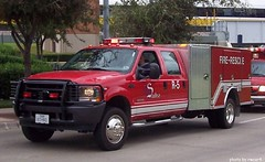 Sachse TX Fire Dept - Rescue 5