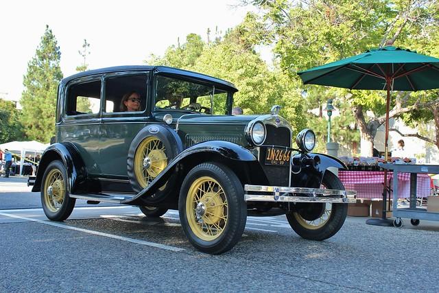 Lake Avenue Church Classic Car Nights 8/26/16