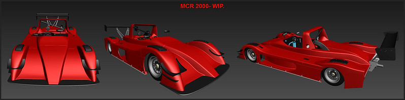 Brit Pack DLC MCR 2000 screenshot