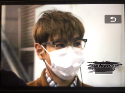 TOP - Incheon Airport - 05nov2015 - 蚕室绝世美男TOPTOPTOP - 01