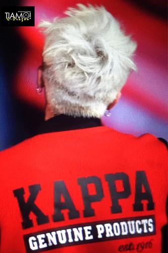 G-Dragon - Kappa 100th Anniversary Event - 26apr2016 - ForeverTiAmoGD - 12