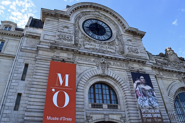 Musee d'Orsay - Sunday morning adventure