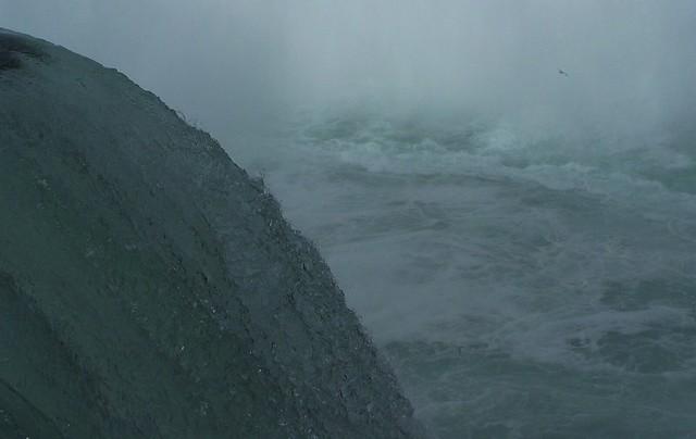 Water on water @ Niagara Falls