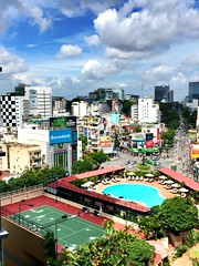 The changing face of Ho Chi Minh City (Saigon) From Posh to the people.
