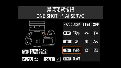 阿輝相機建議設定 – Canon EOS 6D 篇 @3C 達人廖阿輝