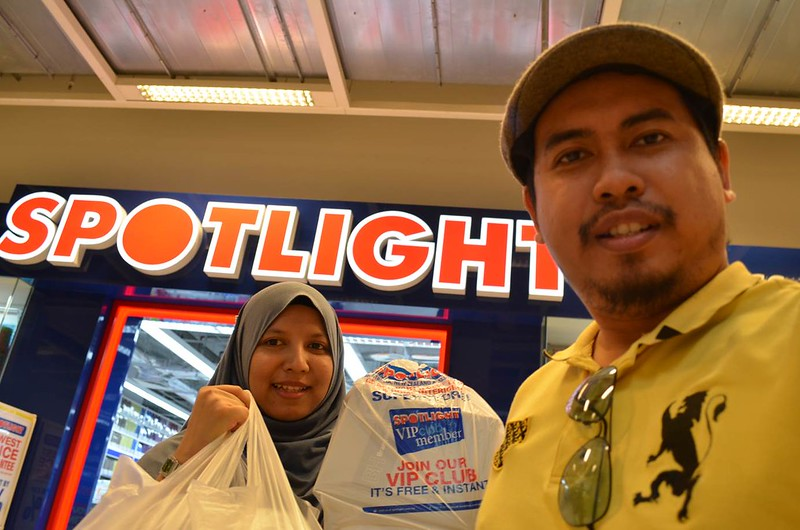 Spotlight Malaysia dibuka di IPC, Mutiara Damansara