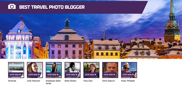 The Best Travel Photography Blog in the UK? Your Vote Decides.