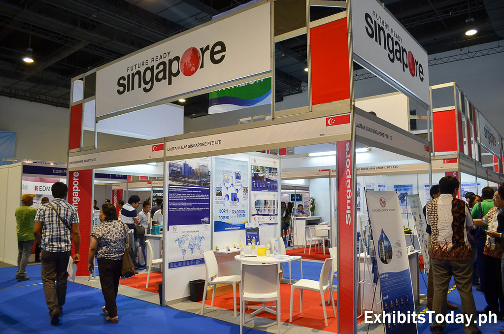 Singapore Exhibit Pavilion