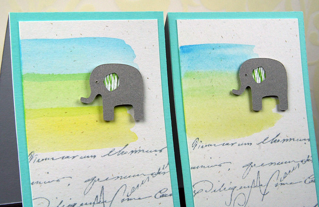 Parker's Thank You Cards | shirley shirley bo birley Blog