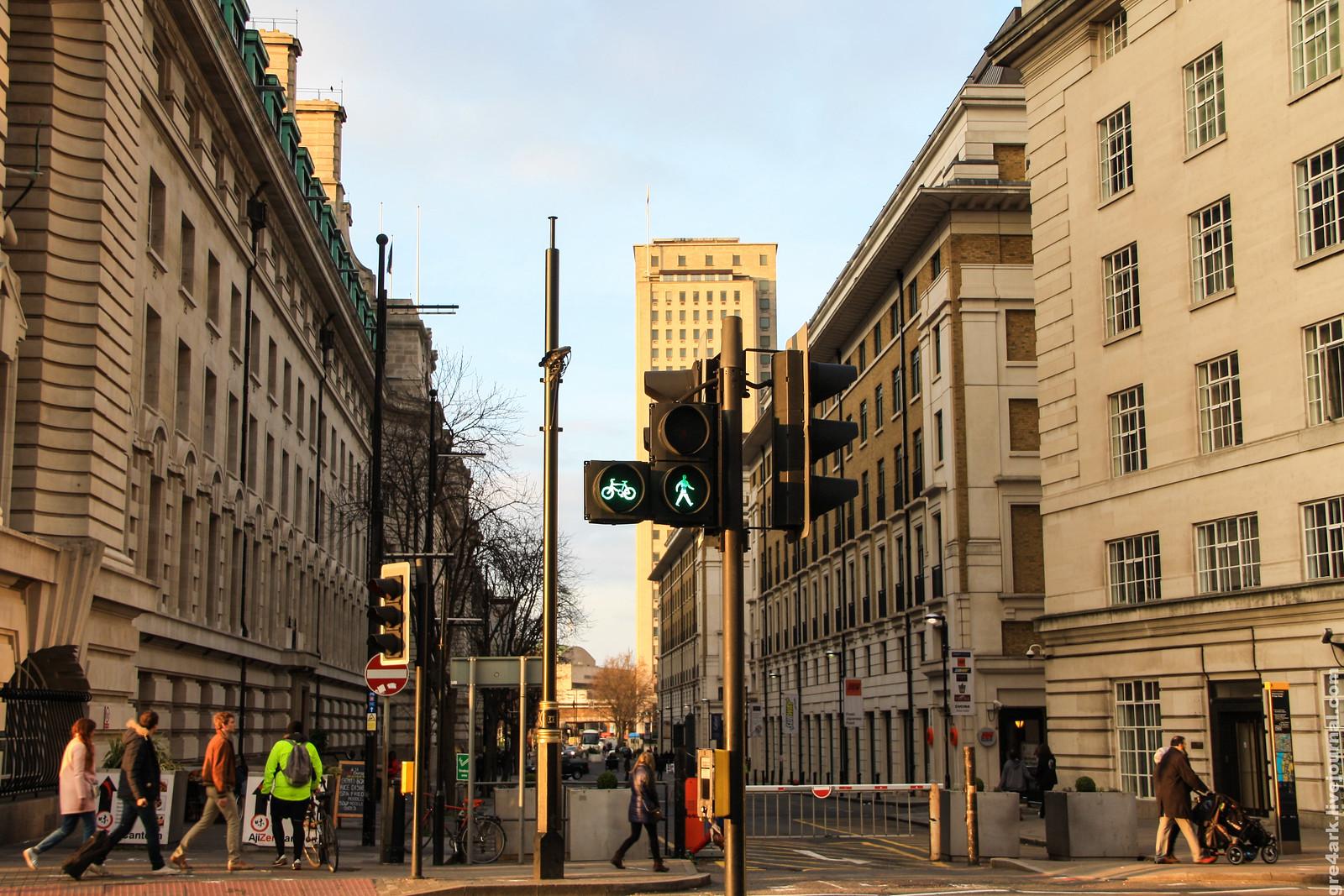 В Лондоне опять решили унизить водителей!