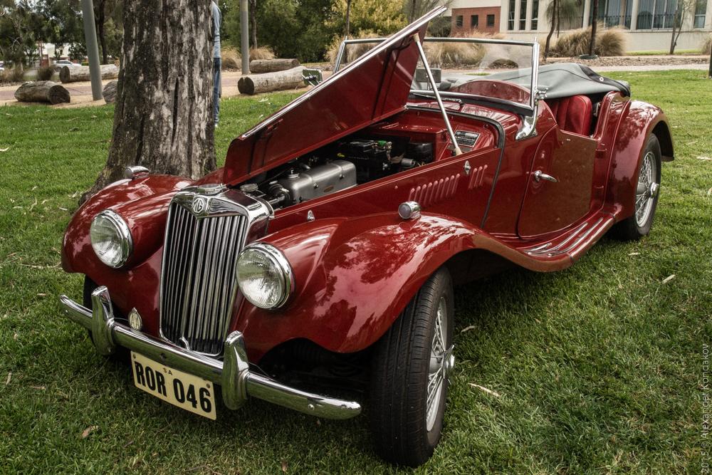 20150329 MG car club of SA-22