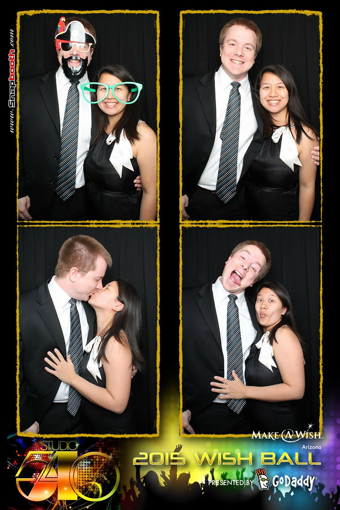 Wish Ball Photo Booth | shirley shirley bo birley Blog