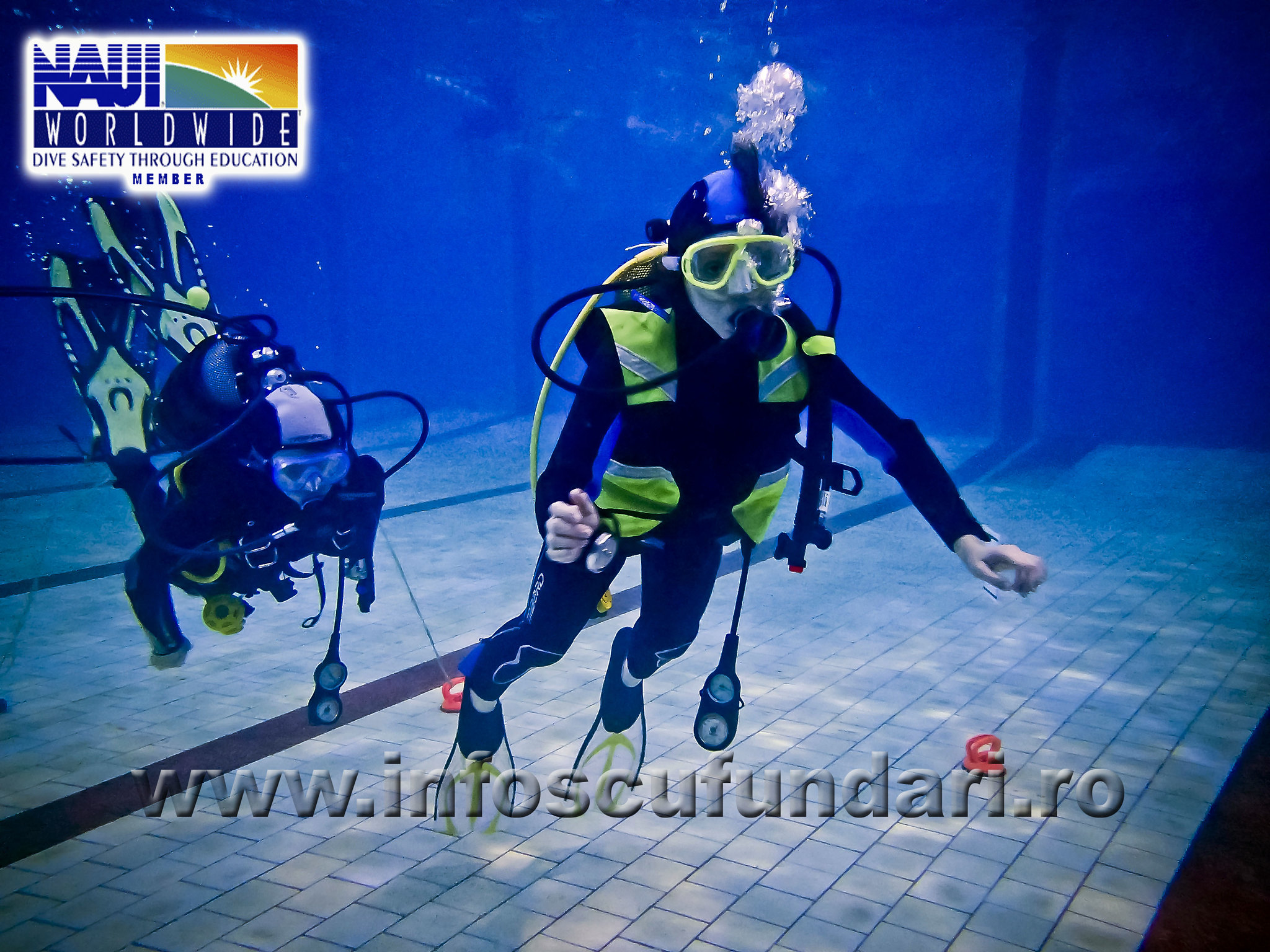Preturi cursuri scufundari