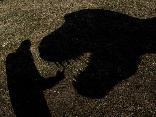 Динозаври протоптали стежку вКанаді
