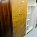 Beech 2 drawer 2 door wardrobe
