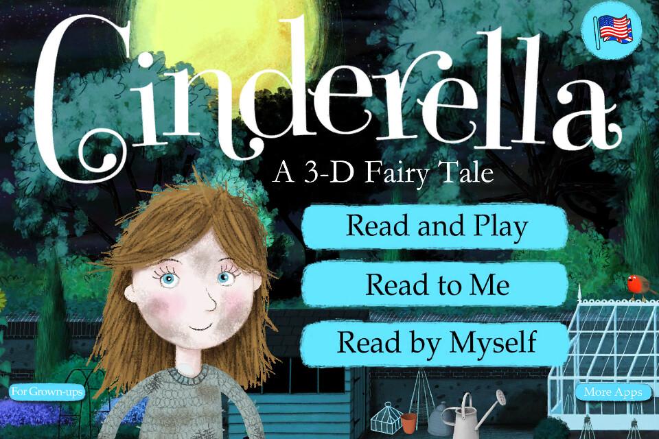 Cinderella for iPad   Screen shots and behind the scenes loo…   Flickr