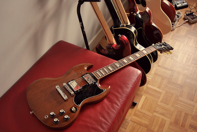 Photo:2014 Gibson SG Standard Walnut By Freebird_71