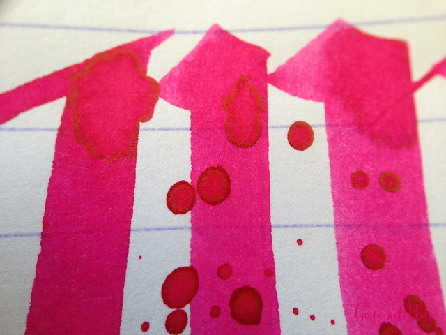 Ink Shot Review Montblanc Pink Ink @appelboomlaren @montblanc_world (7)