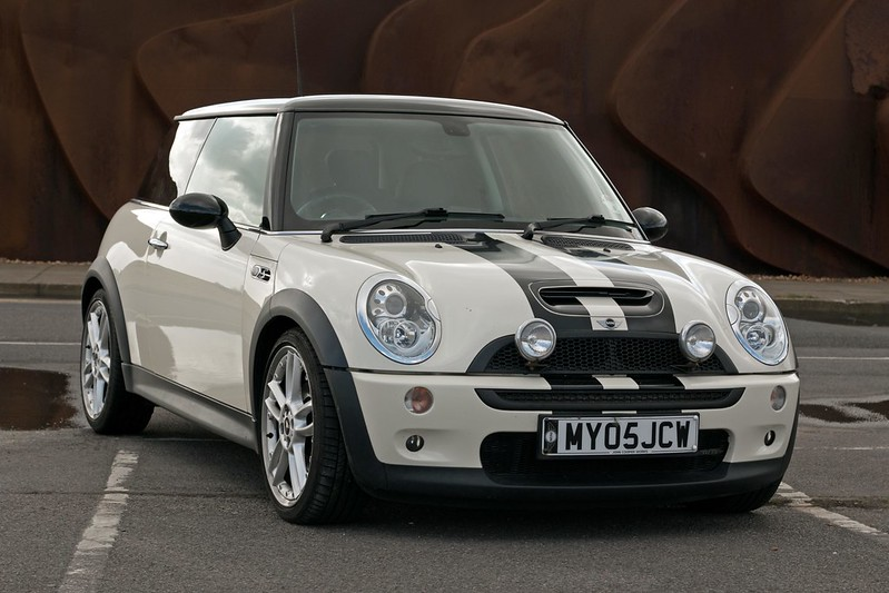 my05 jcw mini cooper s r53 page 1 readers 39 cars pistonheads. Black Bedroom Furniture Sets. Home Design Ideas