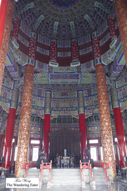 Altar of Prayer for Good Harvests at Temple of Heaven, Beijing, China