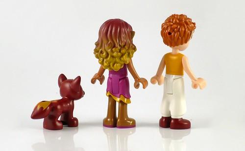 LEGO Elves 41074 Azari and the Magical Bakery figures03