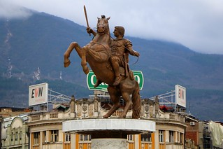 Image of Alexander the Great Statue.