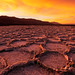 Fiery Death Valley Sunrise by pvarney3