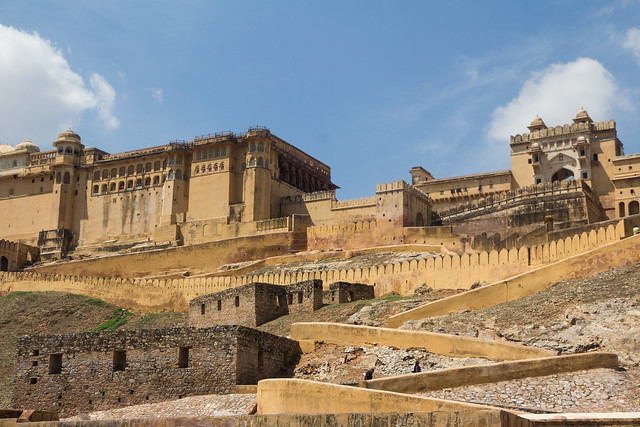 Header of Amer Fort