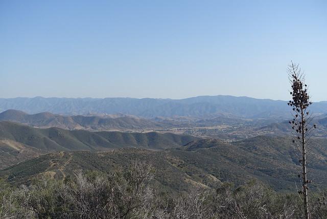 Agua Dulce view, m460