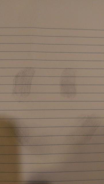 Fingerprint art!!!