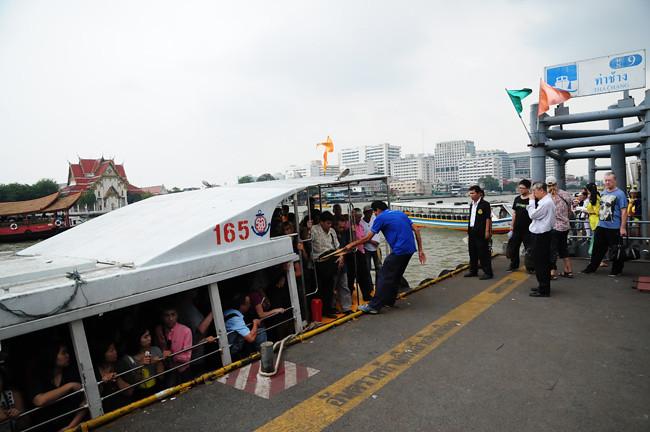 曼谷水上巴士