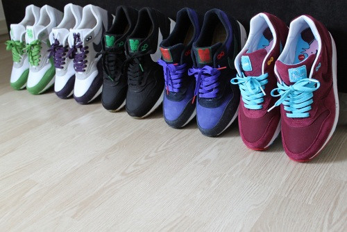 Nike Air Max 1 'Patta Collection'