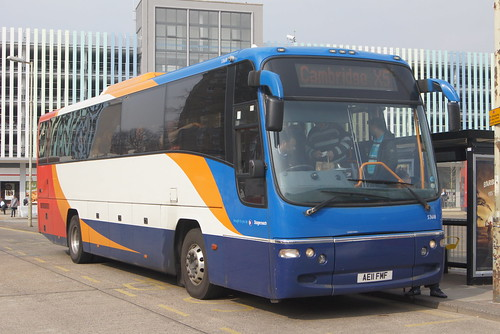 Stagecoach East 53611 AE11 FMF
