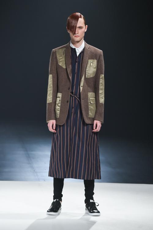 FW15 Tokyo yoshio kubo008_Sam Pullee(Fashion Press)