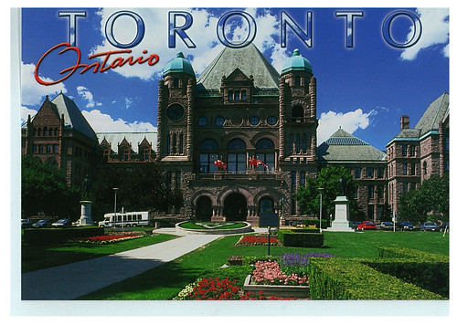Toronto - Quieens park